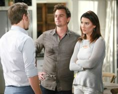 Steffy gets a shoking visitor who could change everything for her, Wyatt and Liam