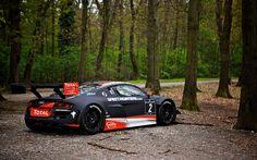 Audi R8 LMS Ultra Wide