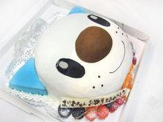 How to make a oshawott cake