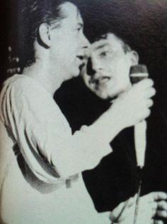 Bono & Kerr Barrowlands 1985
