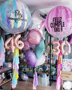 32 Birthday, Birthday Balloons, Happy Birthday, Balloon Flowers, Balloon Bouquet, Candy Bouquet, Party Stores, Diy Arts And Crafts, Balloon Decorations