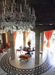 Interior Design by Mary McDonald of Million Dollar Decorators