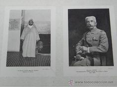 Militaria: LA GUERRE DU RIF 1925-1926 - LA TACHE DE TAZA - PROTECTORADO EN MARRUECOS - RARISIMO - LA GUERRE DU - Foto 2 - 35374187