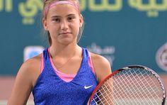 TenisovýSvet.sk - Rastie nám obrovský talent, Viktória Morvayová má 13 a poráža o päť rokov staršie hráčky!