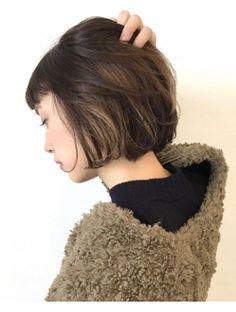 バコ(Baco.) ナチュラルでオシャレなインナーカラー【Baco.】