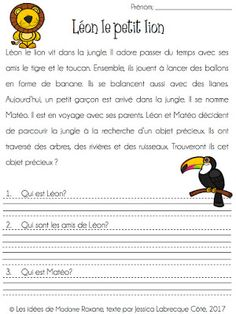 Learn French Apps For Kids Referral: 3736492454 Read In French, How To Speak French, Learn French, French Language Lessons, French Language Learning, French Lessons, French Teaching Resources, Teaching French, French Practice