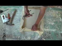 Imprimatura de lienzo para pintar con óleo o acrílico. Gesso. Curso de pintura. - YouTube Oil Painting Lessons, Art Abstrait, Art Oil, Art Tutorials, Wooden Diy, Canvas Art, Wooden Frames, Make It Yourself, Instagram