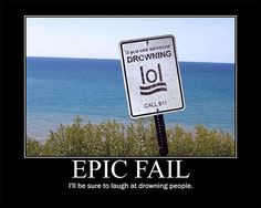 """Oh, I couldn't figure this sign out at first. O.o I just saw """"lol""""."""