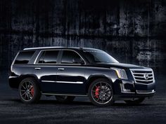 2017 Cadillac Escalade New mommy mobile!