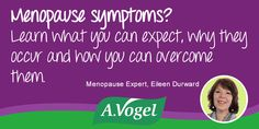 Menopause symptoms - what are the signs of the menopause?