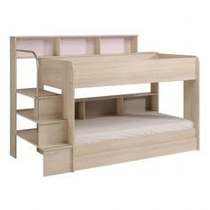 Parisot Bibop Bunk Beds Natural | Bibop Bunk Beds Natural | Bibop Beds for Kids | Jellybean Ireland
