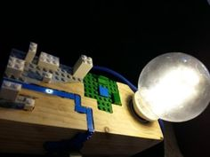 Lampadario In Legno Wood Mania : Best lampade ecodesign images lego legos and design