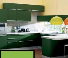 Dark Green Kitchen Cabinets a look inside the offices of some of the world's important
