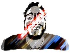 More on Behance:  https://www.behance.net/gallery/24748251/UNSELFIES
