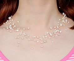 Freshwater Pearls are one of the most popular types of Pearls used in Pearl Jewellery in present ornament market.