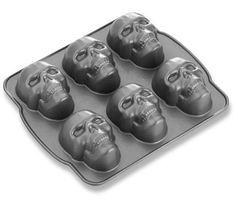 Hey, I found this really awesome Etsy listing at https://www.etsy.com/listing/224747471/nordic-ware-3-d-6-skull-heads-cakelet