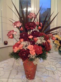 """love flowers....very beautiful and wonderful smells....""""#howiroll"""". Valentine Flowers, Valentines Day, Love Flowers, My Flower, Love Never Fails, Flower Arrangements, Floral Design, Design Ideas, Plants"""
