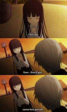 Inu x boku SS<-- Alright, I admit it: I cried buckets at this scene TT-TT