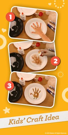 "While you're busy baking, have your kids get ""spicy"" with this fun Thanksgiving craft! #Activities #DIY"