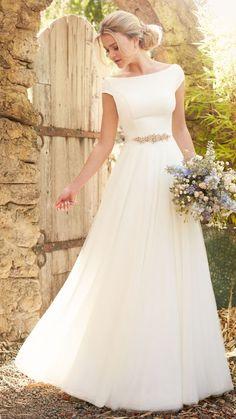 Wedding Dress Inspiration - Essense of Australia