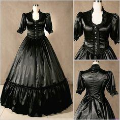 Old west Pioneer dress....