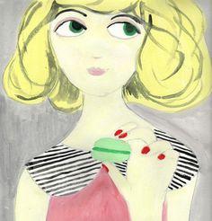 macaron. Josefina Schargorodsky.2013. josefinen.tumblr.com