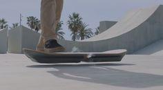 """Lexus"" Hoverboard"