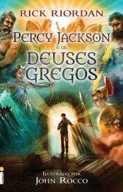Baixar livro Percy Jackson e os Deuses Gregos - Rick Riordan em Pdf, epub e mobi