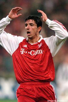Roy Makaay (FC Bayern Munich, 2003–2007, 129 apps, 78 goals). A missed chance for Bayern Munich.