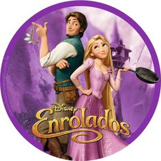 Enrolados: Toppers para imprimir grátis - Cantinho Art's & Magic Rapunzel Birthday Party, Frozen Birthday Theme, 1st Birthday Outfits, Boy Birthday Parties, Disney Rapunzel, All Disney Princesses, Disney Cartoon Characters, Disney Cartoons, Princesas Disney