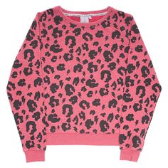 Women's Super Soft Sweatshirt - Coral - Scamp and Dude