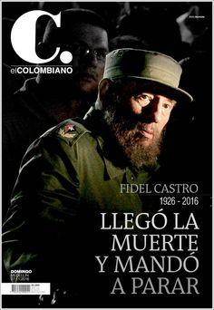 #Cuba: Así recogió la #prensa internacional la muerte del dictador #FidelCastro  #FOTOGALERÍA