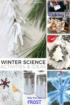 Fun winter science i