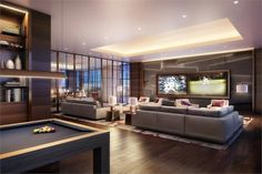 First Look Inside One West End's Condos, Starting at $1.3M - Rendering Reveals - Curbed NY