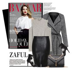 """""""ZAFUL.com"""" by monmondefou ❤ liked on Polyvore featuring women's clothing, women's fashion, women, female, woman, misses, juniors and zaful"""