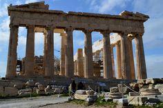 The Parthenon Temple of Erectheion Temple of Nikae Parthenon, Acropolis, Athens, Marina Bay Sands, Temple, City, Building, Travel, Viajes