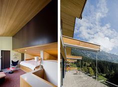 Richard Neutra: Rentsch House, Wengen, Switzerland