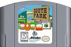 South Park - N64 Game