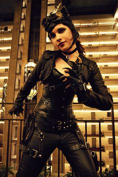 Best of Catwoman Cosplay from GeekTyrant.