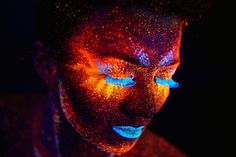 UV portrait by Pavel Reband on 500px