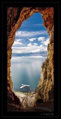 Lakes of Prespa #Greece #destinations Greece Destinations, Travel Destinations, Republic Of Macedonia, Social Distortion, Visit Greece, Greek Beauty, Greece Travel, Santorini, Gates