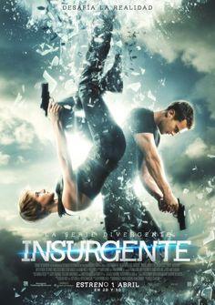 Películas que he visto en 2016. 23. Insurgente 25/3/2016