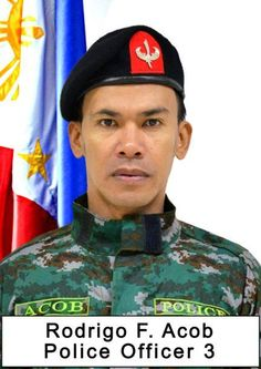 PO3 Rodrigo F. Acob Jr. __ #Fallen44 .. Nothing but a broken heart 01-30-15