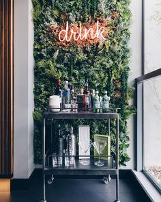 STYLECASTER | Literally Just 29 of the Prettiest Bar Carts We've Ever Seen
