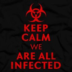 We're all infected - For more TWD & Zombies visit us https://www.facebook.com/ZombieCPC