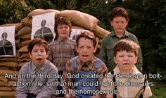 Favorite Mean Girls quote about stereotyping homeschoolers