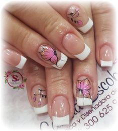 39 ideas nails art sencillo pies for 2019 Black Nail Designs, Toe Nail Designs, Acrylic Nail Designs, Butterfly Nail Designs, Butterfly Nail Art, Work Nails, Fun Nails, Trendy Nail Art, Cool Nail Art