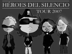 Cantantes de todos los Tiempos: Heroes del Silencio - Biografia