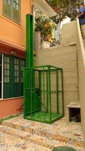 Elevador de passageiro para até 10.0 m