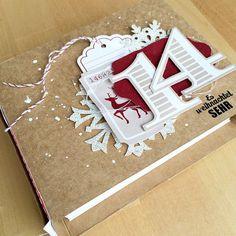 Mein Dezembertagebuch. Hoffentlich kommt es zum Einsatz für 2014 - Stempelwiese Blog